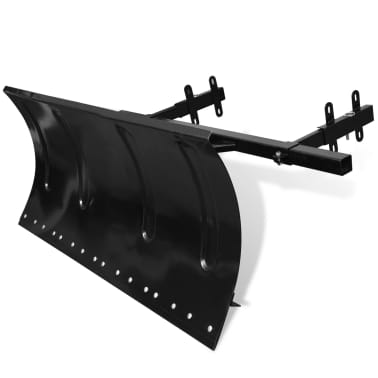 "Snow Plow Blade 39"" x 17"" for Snow Thrower[1/4]"