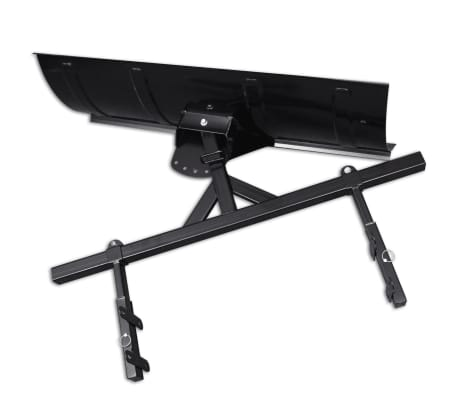 "Snow Plow Blade 39"" x 17"" for Snow Thrower[4/4]"