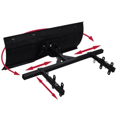 "Snow Plow Blade 39"" x 17"" for Snow Thrower[2/4]"
