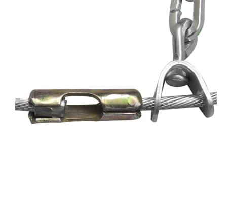 2 Grandinės Ratams 12mm KN110 235/40-18 225/40-19 235/50-17 215/60-16[3/7]