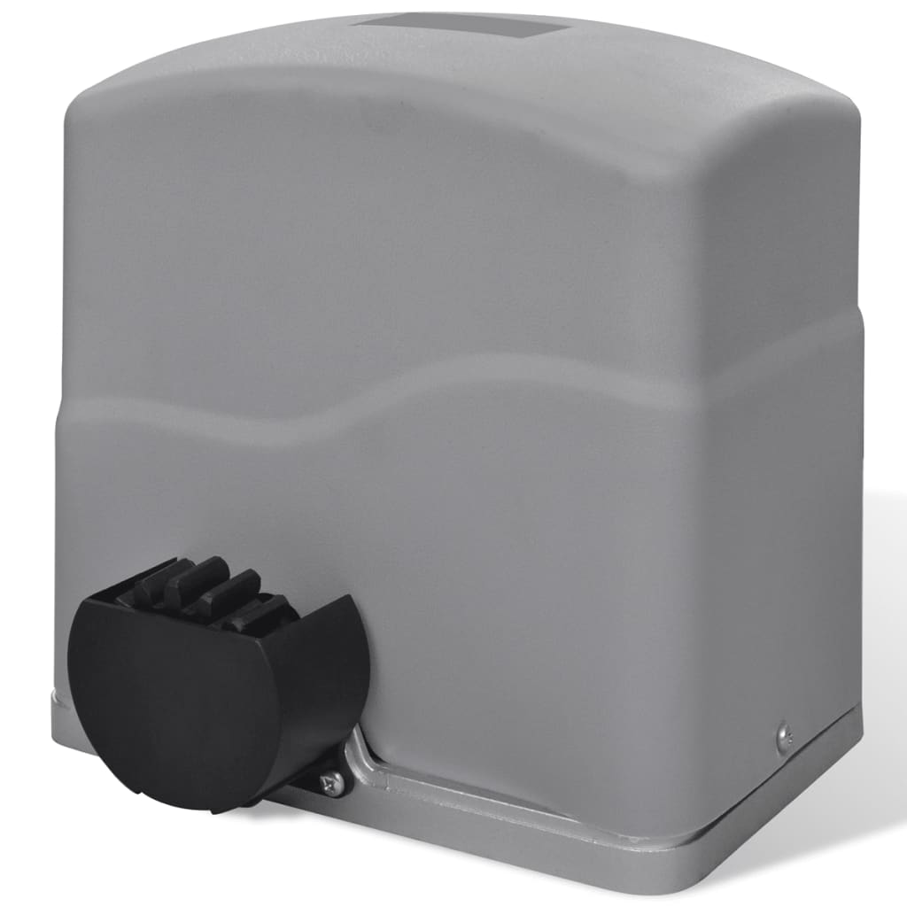vidaXL Kit automatizare porți culisante 300 W 600 kg vidaxl.ro
