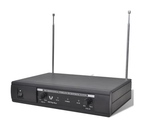 Récepteur avec 2 casques VHF sans fil[7/9]