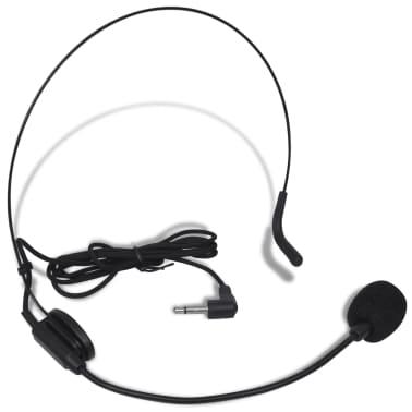 Récepteur avec 2 casques VHF sans fil[3/9]
