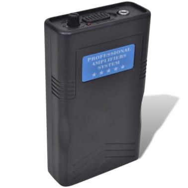Récepteur avec 2 casques VHF sans fil[5/9]