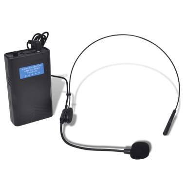 Récepteur avec 2 casques VHF sans fil[8/9]