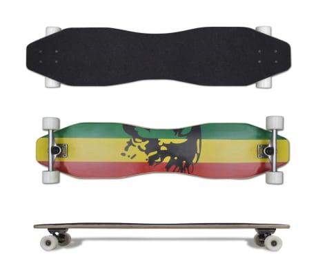 "Jamaica ""8"" Shaped Longboard 104 cm[1/6]"