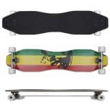 "Longboard rolka Jamajka oblika ""8"" 104 cm"