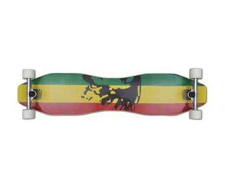 "Jamaica ""8"" Shaped Longboard 104 cm[4/6]"