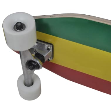 "Jamaica ""8"" Shaped Longboard 104 cm[6/6]"