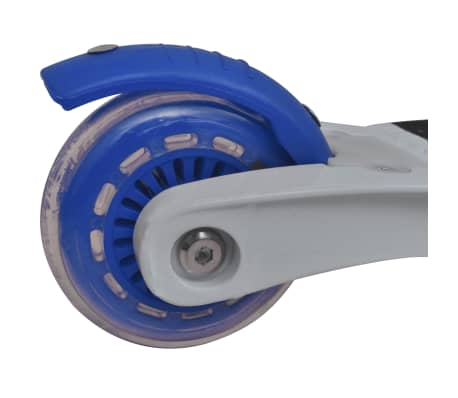 vidaXL Scooter with Trolley Case for Children Red[4/8]