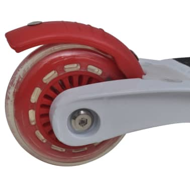 vidaXL Scooter with Trolley Case for Children Blue[4/8]