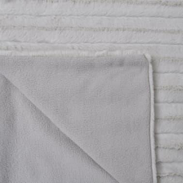 acheter couverture fausse fourrure beige 150 x 200 cm pas cher. Black Bedroom Furniture Sets. Home Design Ideas