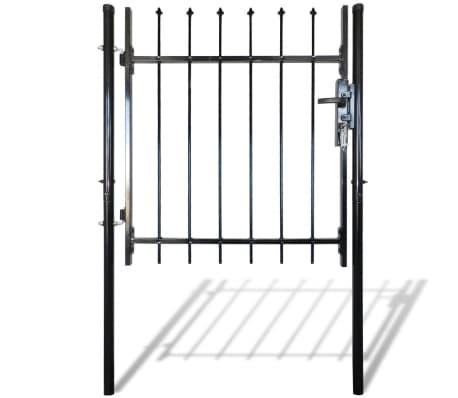 Enkele poort (speer / 100 x 100 cm)[1/6]