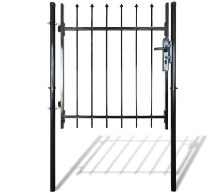 Enkele poort (speer / 100 x 100 cm)[3/6]