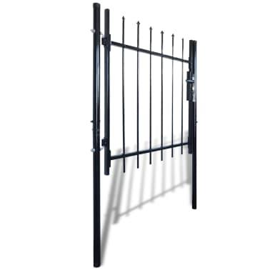 Enkele poort (speer / 100 x 100 cm)[2/6]