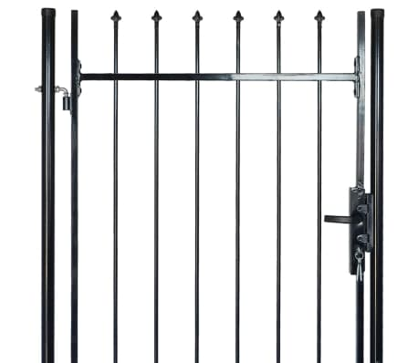 """Fence Gate with Spear Top (single) 39""""W x 79""""H[4/6]"""