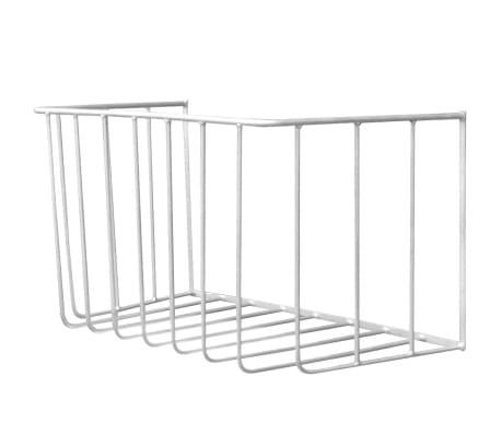 "Wall Mounted Hay Rack 31.5""x17.7""x17.7""[1/3]"