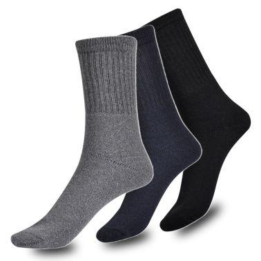 Herren Sport Socken 39-42 (24 Paar) Mehrfarbig[1/4]