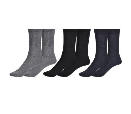 Herren Sport Socken 39-42 (24 Paar) Mehrfarbig[2/4]