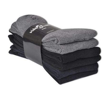 Herren Sport Socken 39-42 (24 Paar) Mehrfarbig[4/4]