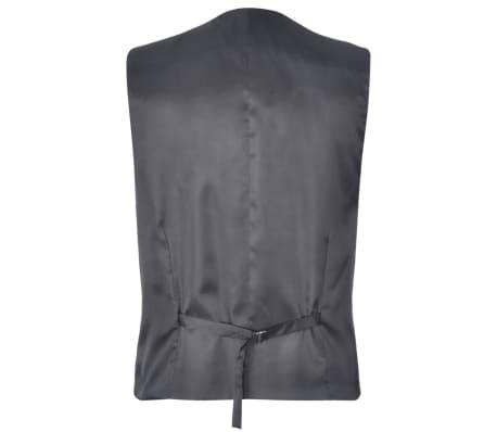 Tredelad Business Kostym Herrar strl. 46 Antracitgrå[5/10]