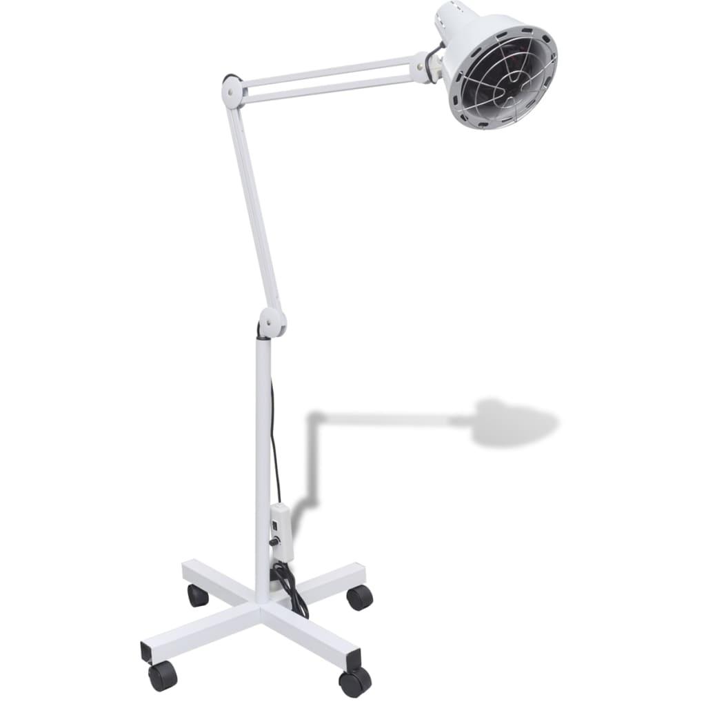 Afbeelding van vidaXL Infraroodlamp met wielen