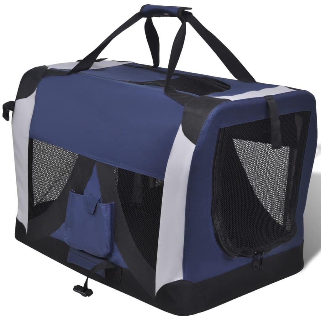 S přenosná a skládací taška pro malá zvířata