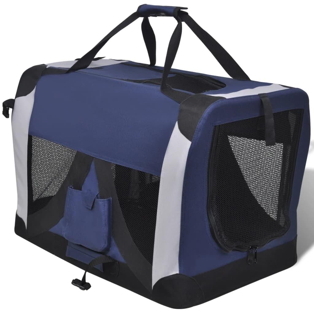 XL přenosná a skládací taška pro malá zvířata