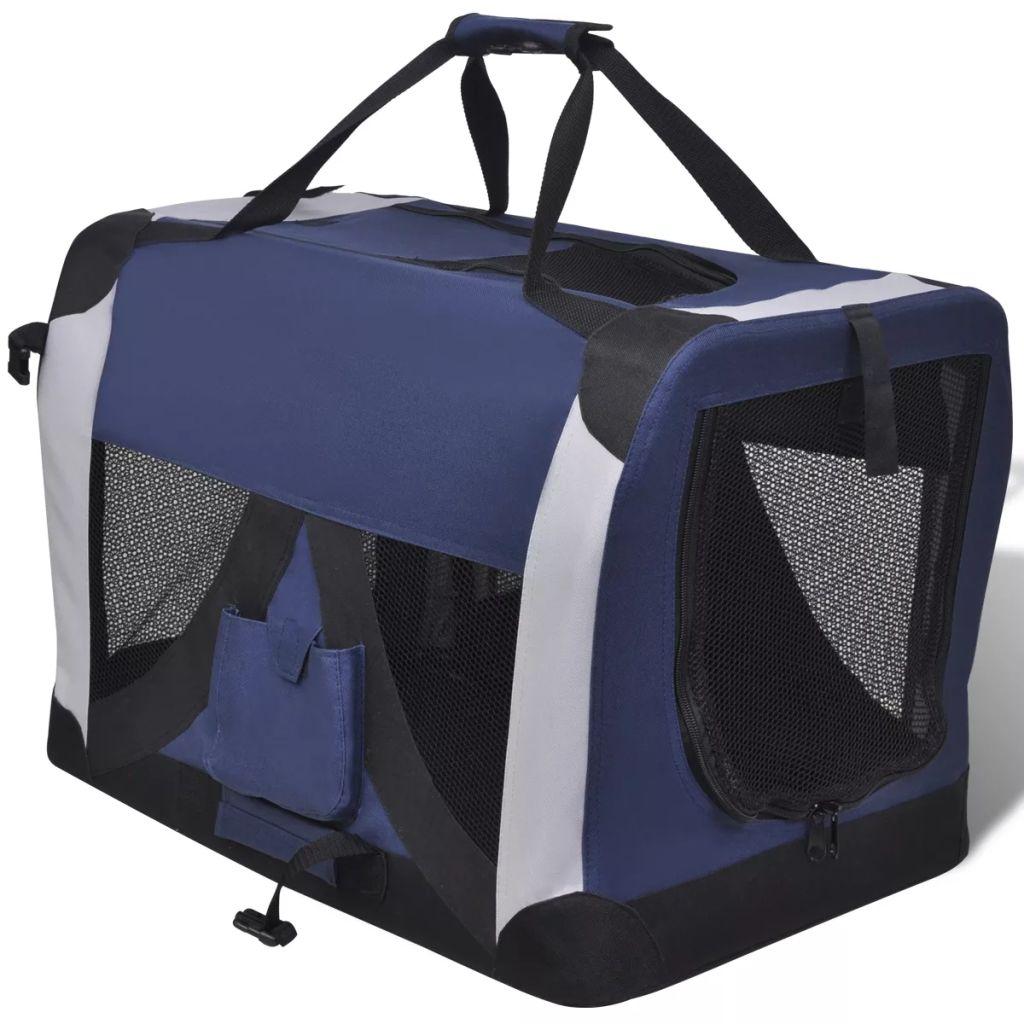 XXL přenosná a skládací taška pro malá zvířata