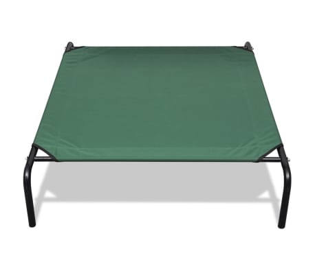 """Elevated Pet Bed with Steel Frame 3' 7"""" x 2' 7""""[2/4]"""