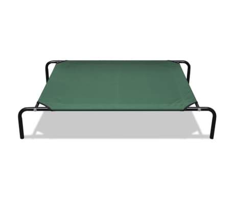 """Elevated Pet Bed with Steel Frame 3' 7"""" x 2' 7""""[4/4]"""
