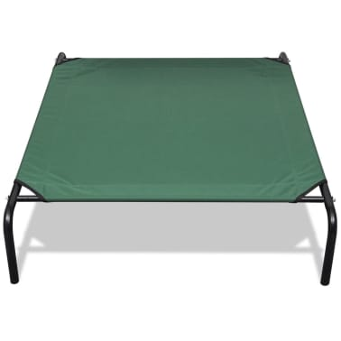 Elevated Pet Bed with Steel Frame 3
