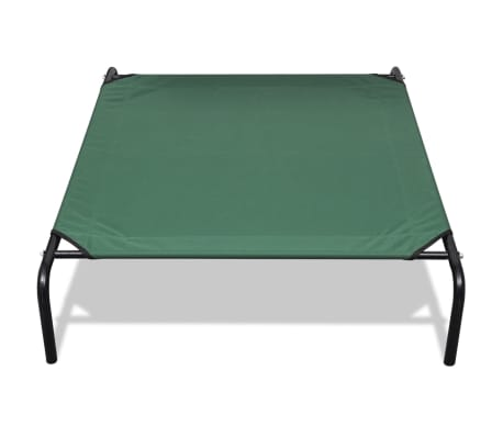 "Elevated Pet Bed with Steel Frame 4' 3"" x 2' 7""[2/4]"