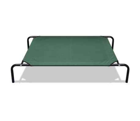 "Elevated Pet Bed with Steel Frame 4' 3"" x 2' 7""[4/4]"