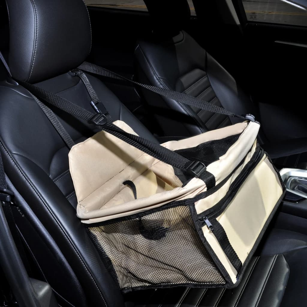 Skládací bezpečnostní sedačka pro domácí mazlíčky