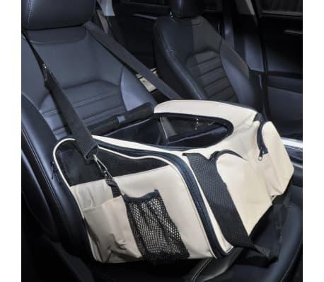 """Portable Pet Bag with Shoulder Strap 16.5"""" x 14.9"""" x 11.8""""[2/4]"""