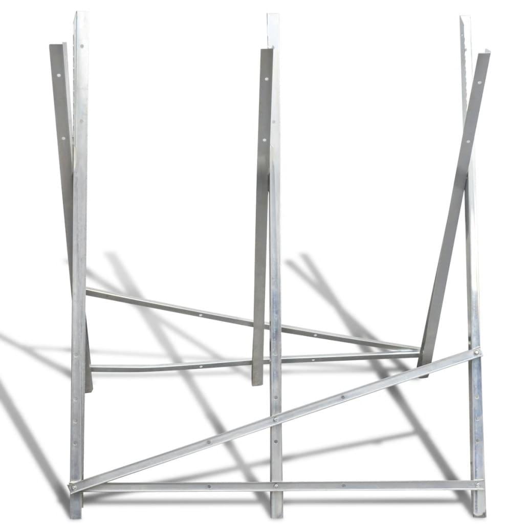 vidaXL Sägebock 100kg Holzschneidebock Motorsäge Metall Sägehilfe Kettensäge