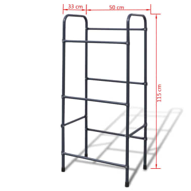 Steel Shelf for 3 Crates[5/5]