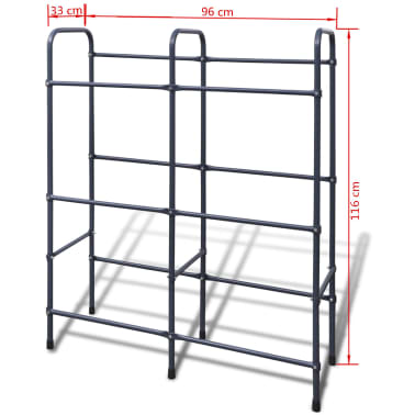 Steel Shelf for 6 Crates[5/5]