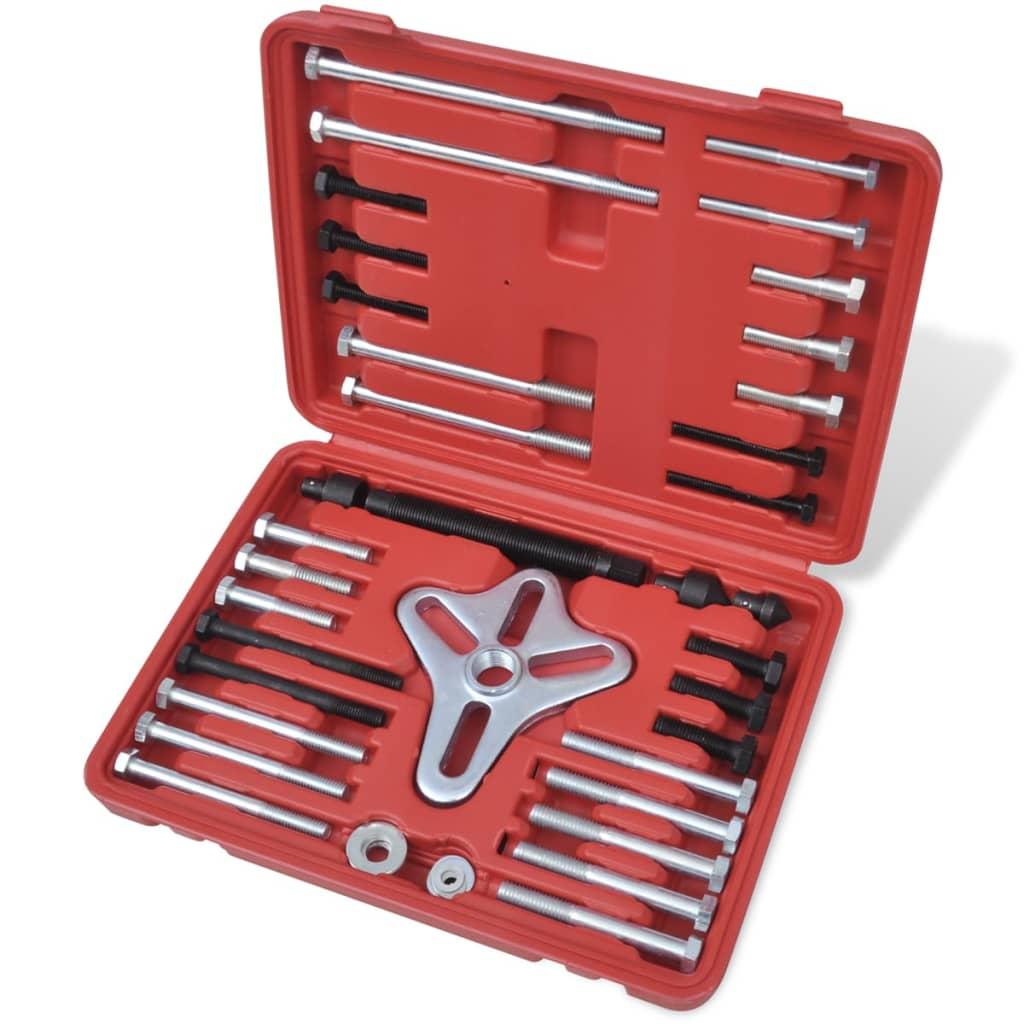 Set extractor balansier armonic 45 piese imagine vidaxl.ro