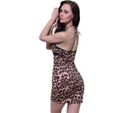 Seksualus Apatinukas su Leopardu Raštu, Universalaus Dydžio[2/3]