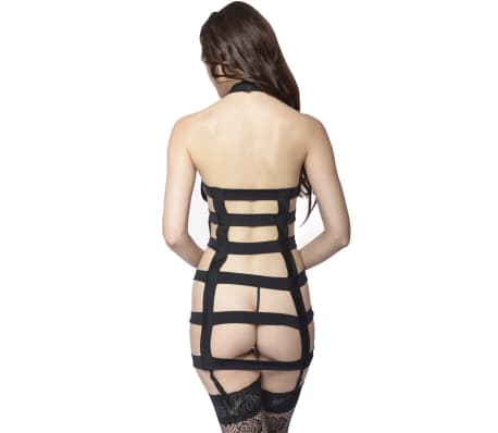 Ensemble sexy 2 pièces robe et string taille L / XL[2/3]
