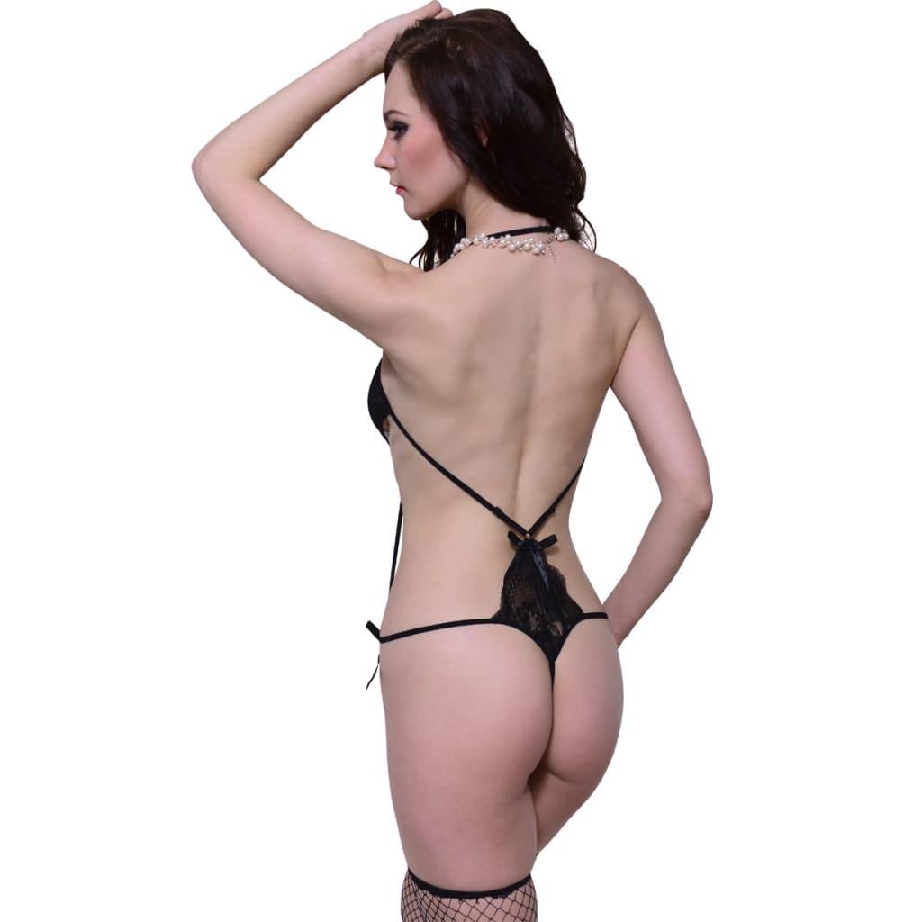 00e3dcba6 Pro dospělé   Sexy spodní prádlo body s odhalenými zády, vel. S/M ...