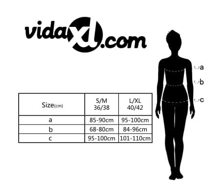 Lingerie teddy bikini maat L / XL[4/4]