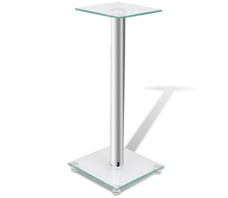 2 pcs Glass Speaker Stand[4/7]