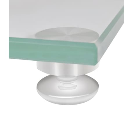 2 pcs Glass Speaker Stand[5/7]