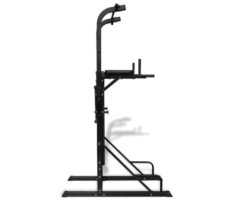 Power Tower with Sit-up Bench[2/6]