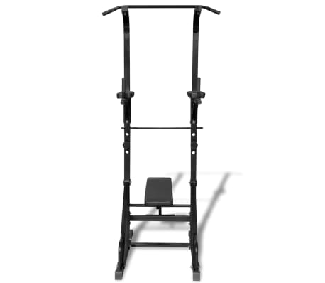 Power Tower with Sit-up Bench[5/6]