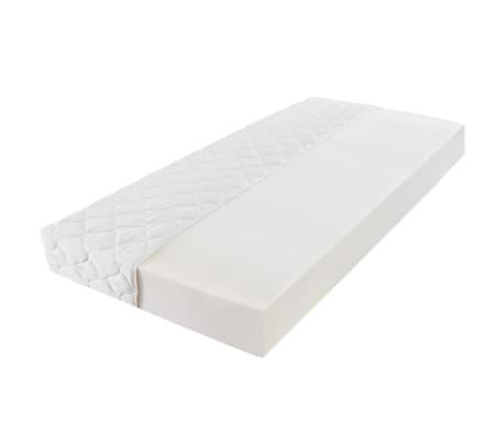 metallbett doppelbett mit lattenrost wei 140x200 cm matratze g nstig kaufen. Black Bedroom Furniture Sets. Home Design Ideas