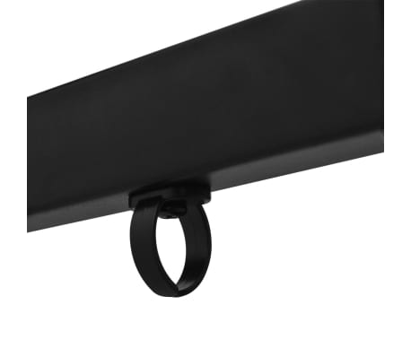 "vidaXL Support TV à double bras inclinable 200 x 200 mm 17"" - 37""[10/12]"
